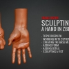 Sculpting a Hand^By Isaac Oster