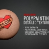 Polypainting and Detailed Texture^by Isaac Oster