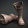 Leather Boots^by Jonathan Straughan