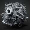 Greebles Set^By Pablo Castan