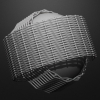 Basketwork Brush Set^By Gerald Heinrich