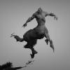 Hunting Centaur^By Marcello Baldari