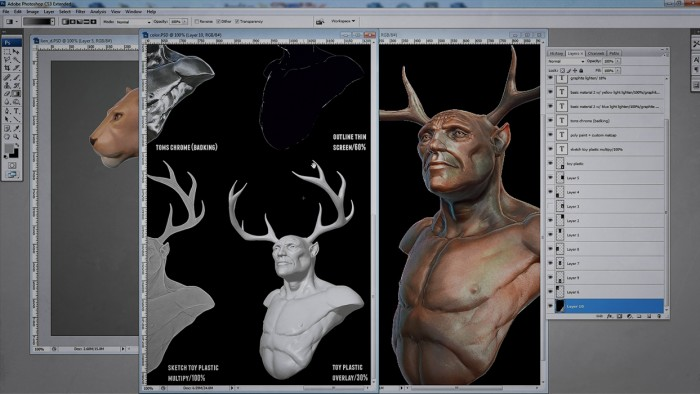 Rendering Images in Zbrush Ch_02_rendering_in_zbrush