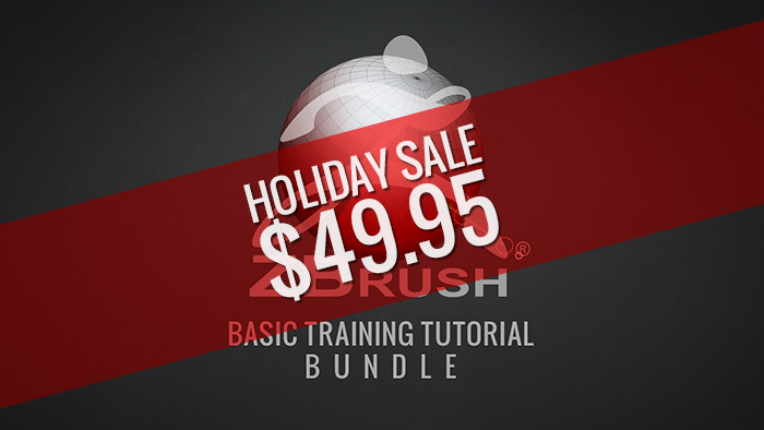 Zbrush Basic Training Bundle^by Isaac Oster