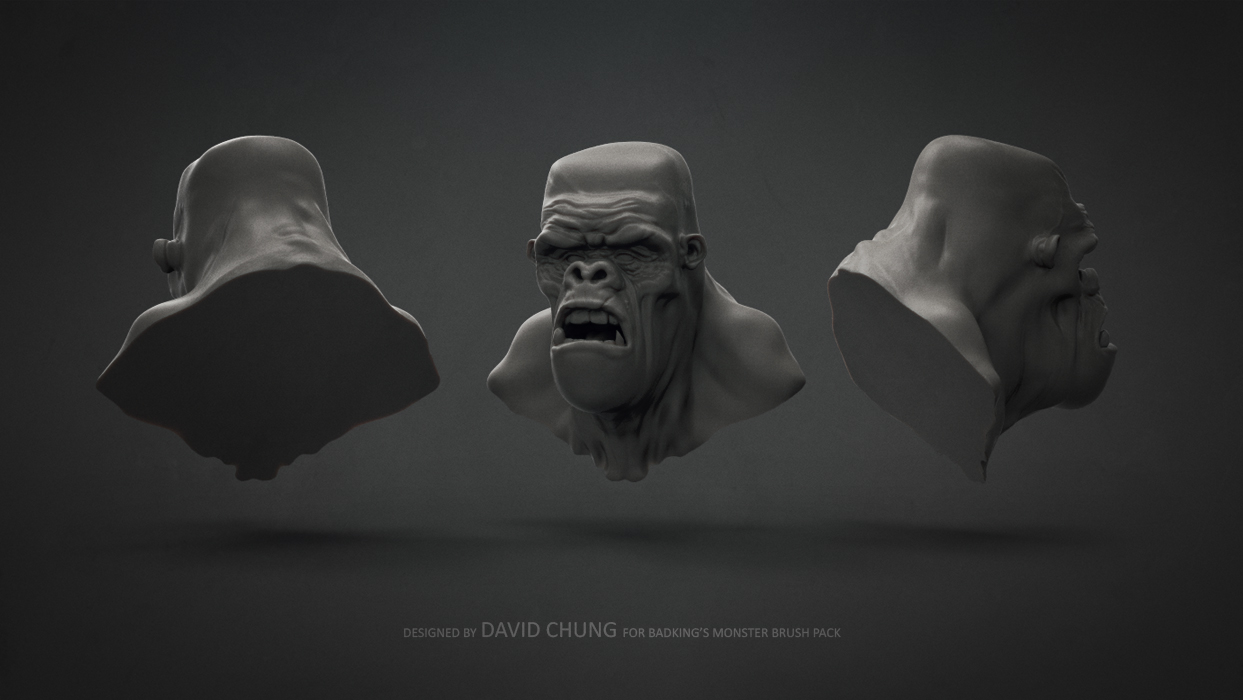 BadKing_Monster_David_Chung