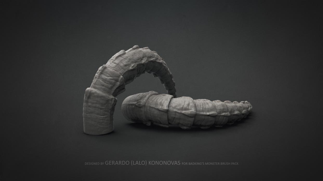 BadKing_Monster_Gerardo_Kononovas_horn