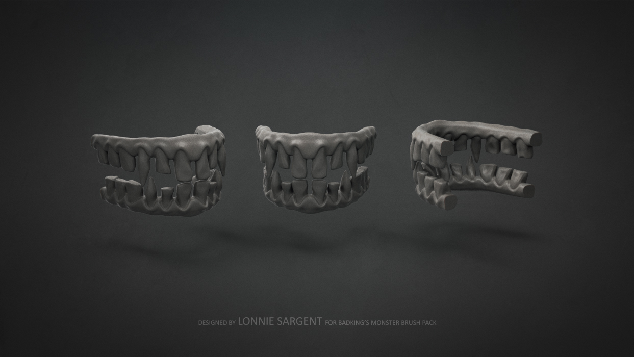 BadKing_Monster_Lonnie_Sargent_Teeth_V1