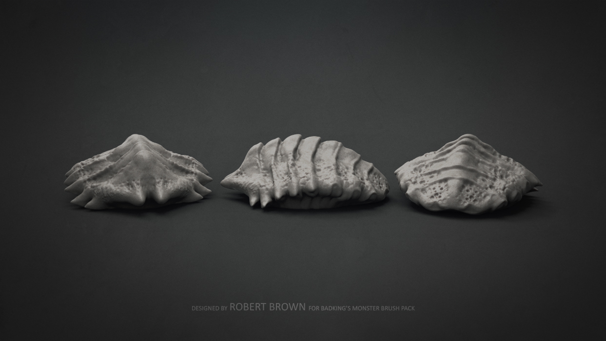 BadKing_Monster_Robert_Brown_Shell