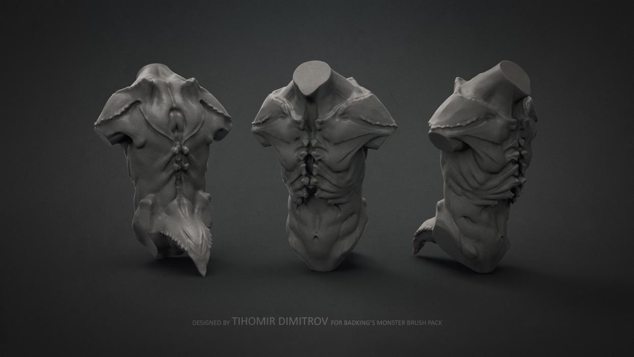 BadKing_Monster_Tihomir_Dimitrov_torso