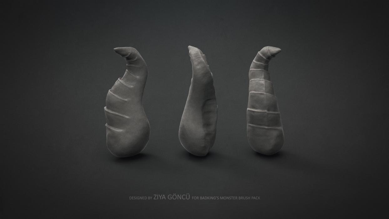 BadKing_Monster_Ziya_Göncü_Horn