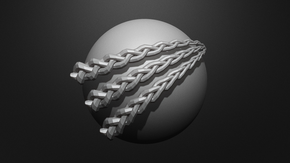 zbrush braids brush set