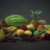 3D Fruit^by Gordon Goane