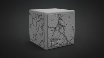 Cracked Rock Alpha^By QuadSpinner