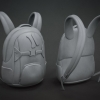 Backpack Base Mesh^by Diego Teran