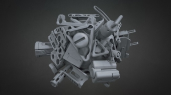 Mech Models Part 02^By Kirill Chepizhko