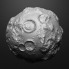 Asteroid Model^By QuadSpinner