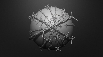 Barbed Wire Brush Set^By BadKing