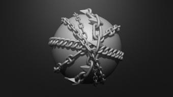 Chain Brush Brush Set^By BadKing