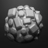 Gem & Diamonds Brush Set^By Fran Hazard