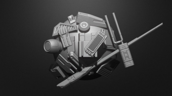 Greebles Set 02^By Michael Kaczmarek