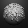 Greek Leaves Brush Set^By Marco Valenzuela