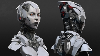 The Making of Fembot^By Isaac Oster