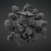 Monster Heads^Mega Monster Brush Pack