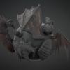 Monster Wings & Parts^Mega Monster Brush Pack