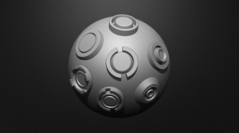 Rivet Brush & Alpha Set^By Nick Gizelis