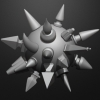 Spikes Brush Set^By Marco Valenzuela