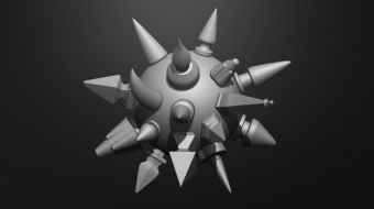 Spikes Brush Set^By Marco Valenzuela