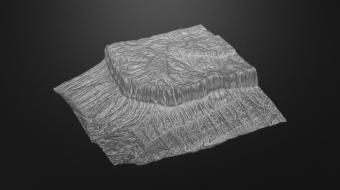 The Mesa Terrain^By QuadSpinner