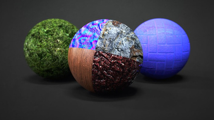 Texture & Normal Maps Now Available