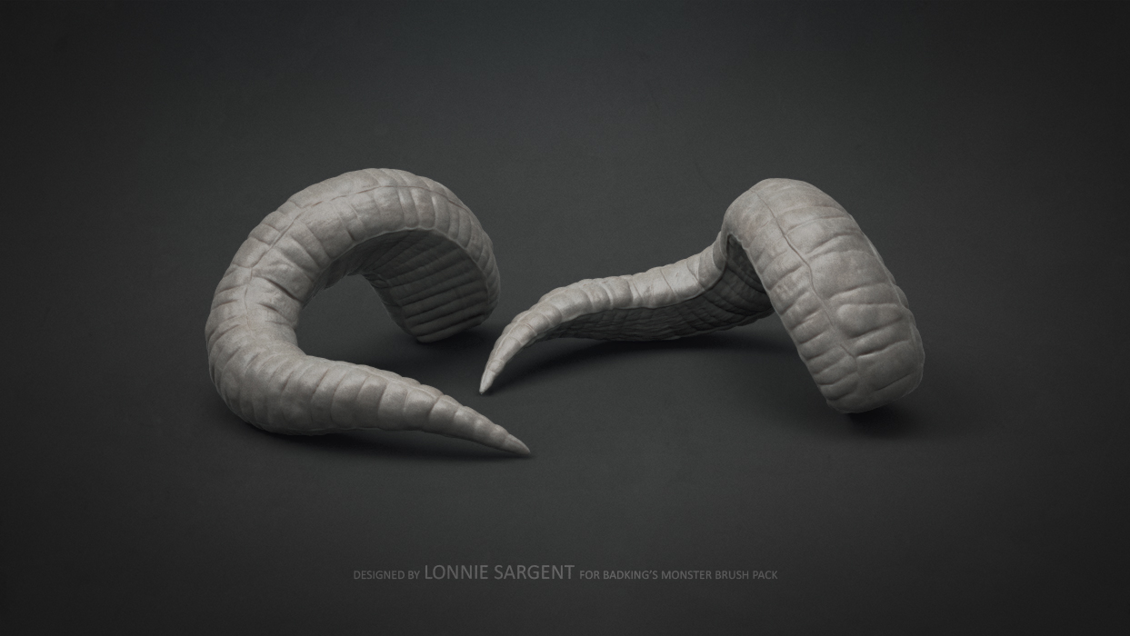 BadKing_Monster_Lonnie_Sargent_Horn