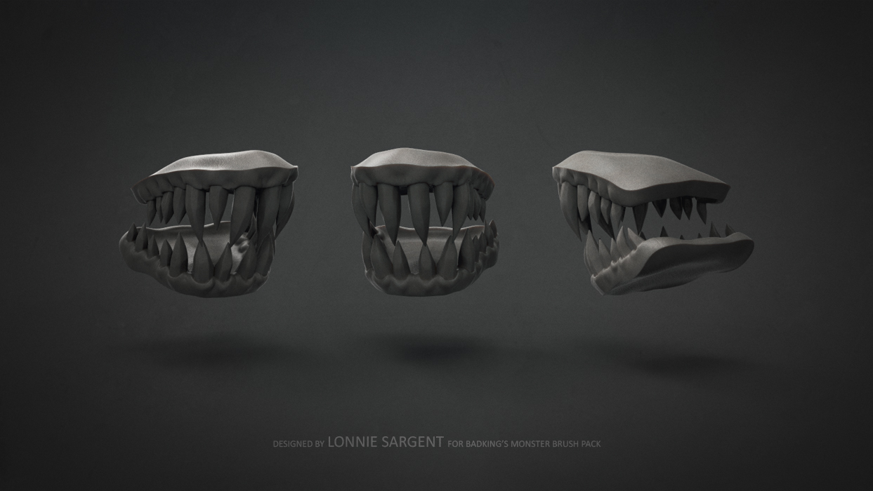 BadKing_Monster_Lonnie_Sargent_Teeth_V2