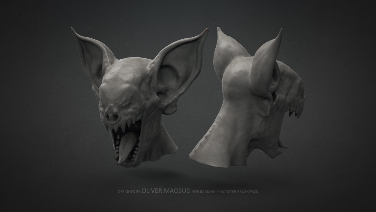 BadKing_Monster_Oliver_Maqsud_Bat