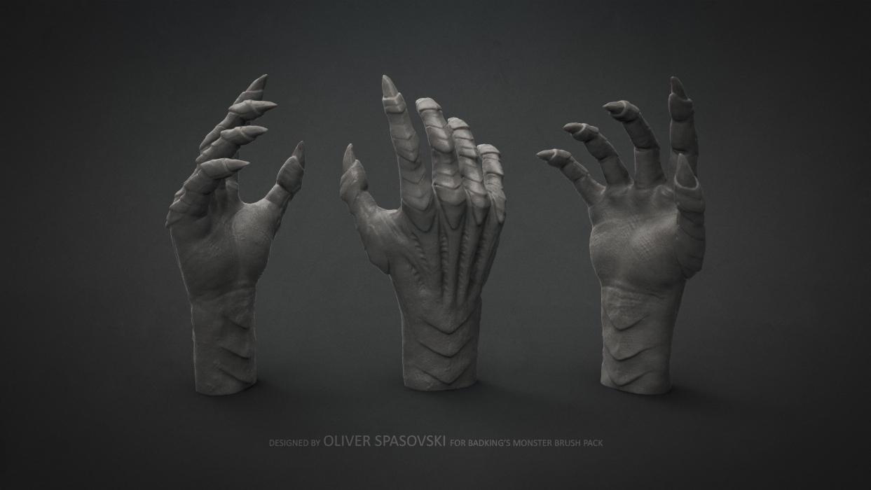 BadKing_Monster_Oliver_Spasovski